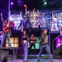 Photo Flash: Inside Garden Theatre's FLASHDANCE