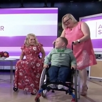 VIDEO: Tony Winner Ali Stroker Gets Sweet Surprise From Her Biggest Fan on TODAY