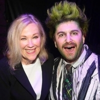 Catherine O'Hara Pays a Visit to BEETLEJUICE!