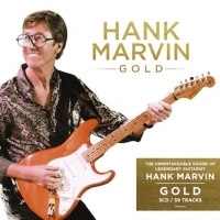 Hank Marvin's 'Gold' is Out Now