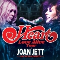 HEART Extends U.S. 'Love Alive' Summer Tour