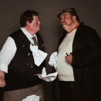 BWW Review: GOD'S FAVORITE at Chaffin's Barn is Funny, Irreverent and Sincere Photo
