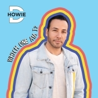 Backstreet Boy Howie D Releases THE ME I'M MEANT TO BE Today Photo