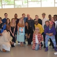 Photo: ROCK AND ROLL MAN: THE ALAN FREED STORY Holds First Read Through