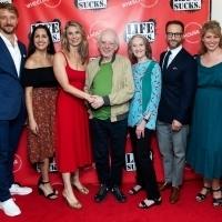 Photo Coverage: Wheelhouse Theater Company Celebrates Opening Night of LIFE SUCKS Photo