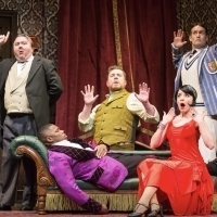 Review Roundup: THE PLAY THAT GOES WRONG at The Ahmanson in Los Angeles; What Did The Photo