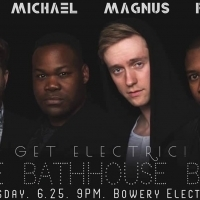 The Bathhouse Boys Debut Their First Full Length Show At The Bowery Electric Photo