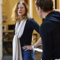 Photo Flash: Inside Rehearsal For THE NIGHT OF THE IGUANA Photo