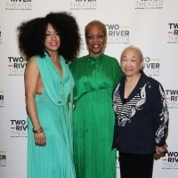 Photo Flash: Regina Taylor, Ruben Santiago-Hudson, Marva Hicks, Lori Tan Chinn And More Celebrate OO-BLA-DEE Opening Night At Two River