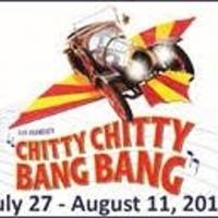CHITTY CHITTY BANG BANG Opens At Civic July 27