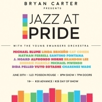 Bryan Carter Presents JAZZ AT PRIDE Featuring Santino Fontana and More Photo
