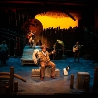 Photo Flash: First Look at Hope Summer Rep's THE OLD MAN AND THE OLD MOON Photos