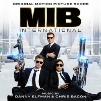 Sony Music Releases MEN IN BLACK: INTERNATIONAL Soundtrack With Music By Danny Elfman & Chris Bacon