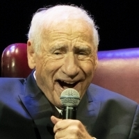 Photo Flash: Mel Brooks Takes Up Residency on Broadway