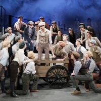 BWW Review: NEWSIES at Des Moines Playhouse: A New Generation is Giving Audiences Som Photo