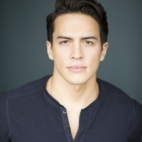 Jacob Dickey Takes Over Title Role in ALADDIN Next Week Photo