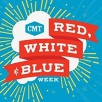 CMT Celebrates Fourth of July with RED, WHITE AND BLUE WEEK Photo
