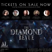 Glover & Burk Present For One Night Only: THE DIAMOND REVUE
