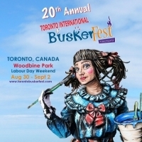Toronto BuskerFest Announces 20th Anniversary Year!