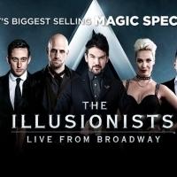 Se acaba junio y con ello la temporada de THE ILLUSIONISTS Directo desde Broadway Photo