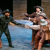 Photo Flash: THE THREE MUSKETEERS At The Shakespeare Theatre of New Jersey Photos