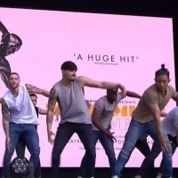 VIDEO: MAGIC MIKE LIVE Takes the Stage at West End Live