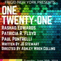 ONE TWENTY-ONE Announced As Part Of Queerly Festival