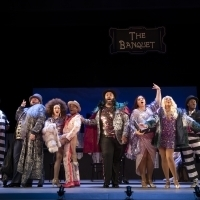 Photo Flash: First Look at Bryonha Marie Parham, Bonnie Milligan & More in Encores! P Photo