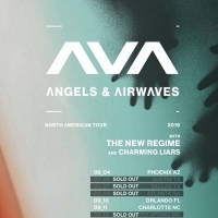 The New Regime to Support Angels & Airwaves on Fall Tour