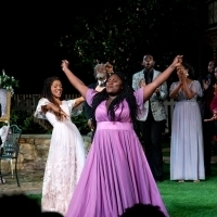 Photo Coverage: Danielle Brooks and MUCH ADO ABOUT NOTHING Cast Takes Opening Night B Photo