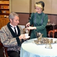 AN EVENING WITH SHERLOCK HOLMES Comes to Limelight Theatre Photo