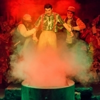BWW Review: THE TOXIC AVENGER is a Slapstick, Double Entendre Farcical Delight at Bla Photo