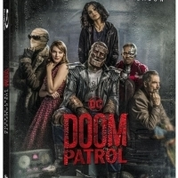 Embrace the Strange to Save the World Own The Complete First Season Of DOOM PATROL