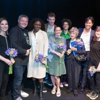 Winners Of The 2019 Stephen Sondheim Society Student Performer Of The Year And Stiles Photo
