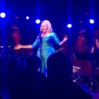 Photo Coverage: Cady Huffman as MISS PEGGY LEE at Green Room 42 Photo