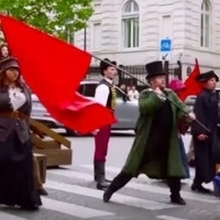 VIDEO: James Corden Performs LES MISERABLES in Paris in All New CROSSWALK THE MUSICAL