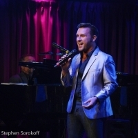 Photo Coverage: Nicolas King Hits The Stage At The Green Room 42 Photo