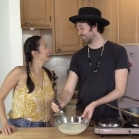 Backstage Bite with Katie Lynch: James Davis Whips Up  OKLAHOMA! Brown Butter Cornbre Photo