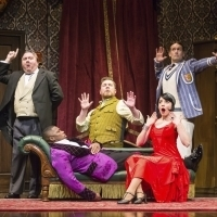 BWW Review: THE PLAY THAT GOES WRONG at Des Moines Performing Arts, An Evening of The Photo