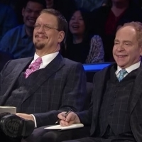 VIDEO: The CW Shares PENN & TELLER: FOOL US 'Wicked Good' Trailer