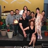 Photo Flash: Daniel K. Isaac, Julyana Soelistyo, Jennifer Lim, John D. Haggerty And More Celebrate YOU NEVER TOUCHED THE DIRT Opening Night