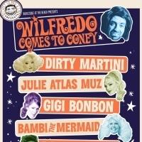 Matt Roper Announces Wilfredo Summer Show At Coney Island USA Photo