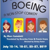 BOEING BOEING The Comedy Comes To Stagecoach Next Month