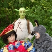SHREK JR. Presented By Our Lady Of Mercy School And RI Youth Theatre