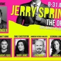 Casting Announced For JERRY SPRINGER - THE OPERA In Manchester Photo