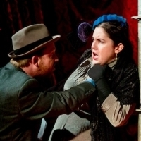 BWW Review: Topical and Mostly Sure-Footed Rendering Of ARTURO UI from Scena Photo