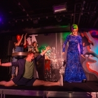 Photo Flash: Lesli Margherita, Ethan Slater, Noma Dumezweni and More Hit The Stage In LIP SYNCH ROULETTE: DRAG VS. BROADWAY