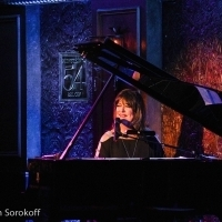 Photo Coverage: Ann Hampton Callaway brings Jazz Goes To The Movies to Feinstein's/54 Photo