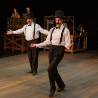 BWW Review: THE 39 STEPS: Playing Hitchcock For Laughs Photo