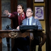 BWW Review: THE PRODUCERS at Moonlight Amphitheatre is a Fun and Funny Musical Comedy Photo